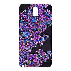Abstract Lilacs Samsung Galaxy Note 3 N9005 Hardshell Back Case