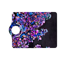 Abstract Lilacs Kindle Fire HD (2013) Flip 360 Case