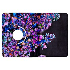 Abstract Lilacs Kindle Fire HDX Flip 360 Case