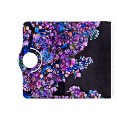 Abstract Lilacs Kindle Fire Hdx 8 9  Flip 360 Case