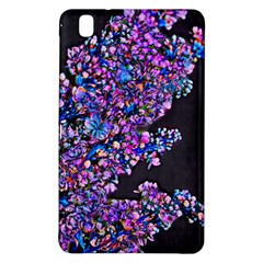 Abstract Lilacs Samsung Galaxy Tab Pro 8.4 Hardshell Case
