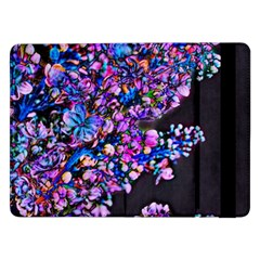 Abstract Lilacs Samsung Galaxy Tab Pro 12 2  Flip Case