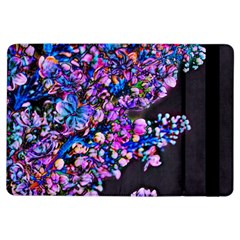 Abstract Lilacs Apple iPad Air Flip Case