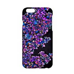 Abstract Lilacs Apple iPhone 6 Hardshell Case