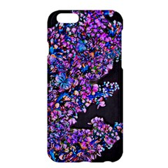 Abstract Lilacs Apple iPhone 6 Plus Hardshell Case