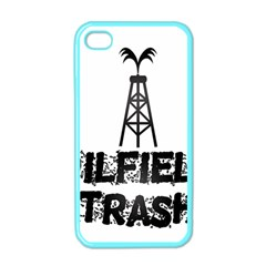 Oilfield Trash Apple Iphone 4 Case (color)