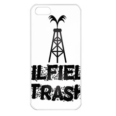 Oilfield Trash Apple Iphone 5 Seamless Case (white)