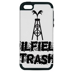 Oilfield Trash Apple Iphone 5 Hardshell Case (pc+silicone)