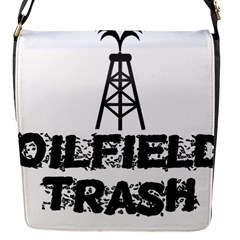 Oilfield Trash Removable Flap Cover (small)