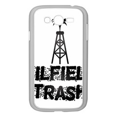 Oilfield Trash Samsung Galaxy Grand Duos I9082 Case (white)