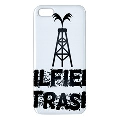Oilfield Trash Iphone 5s Premium Hardshell Case