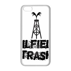Oilfield Trash Apple iPhone 5C Seamless Case (White)