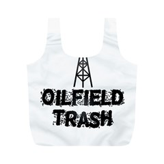 Oilfield Trash Reusable Bag (m)