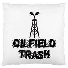 Oilfield Trash Standard Flano Cushion Case (Two Sides)