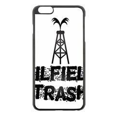 Oilfield Trash Apple Iphone 6 Plus Black Enamel Case