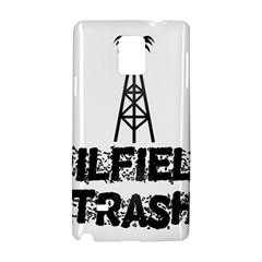 Oilfield Trash Samsung Galaxy Note 4 Hardshell Case