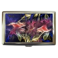 Abstract Of A Cold Sunset Cigarette Money Case