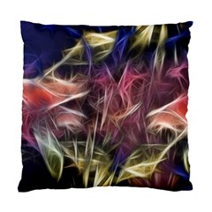 Abstract Of A Cold Sunset Cushion Case (two Sided)