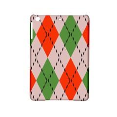 Argyle pattern abstract design Apple iPad Mini 2 Hardshell Case