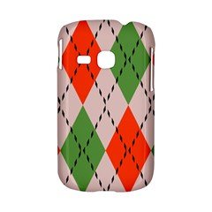 Argyle pattern abstract design Samsung Galaxy S6310 Hardshell Case