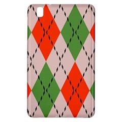 Argyle pattern abstract design Samsung Galaxy Tab Pro 8.4 Hardshell Case