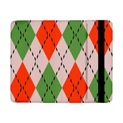 Argyle pattern abstract design Samsung Galaxy Tab Pro 8.4  Flip Case