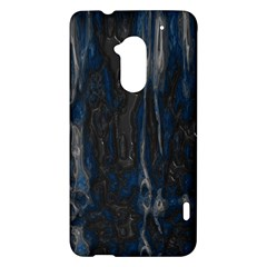 Blue black texture HTC One Max (T6) Hardshell Case