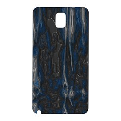 Blue black texture Samsung Galaxy Note 3 N9005 Hardshell Back Case