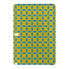 Blue Diamonds Pattern Samsung Galaxy Tab Pro 12 2 Hardshell Case