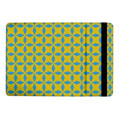Blue diamonds pattern Samsung Galaxy Tab Pro 10.1  Flip Case