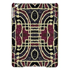 Tribal Style Ornate Grunge Pattern  Apple iPad Air Hardshell Case