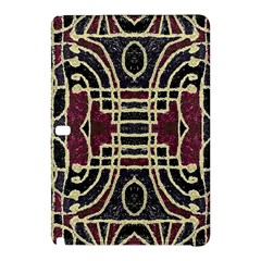 Tribal Style Ornate Grunge Pattern  Samsung Galaxy Tab Pro 12.2 Hardshell Case