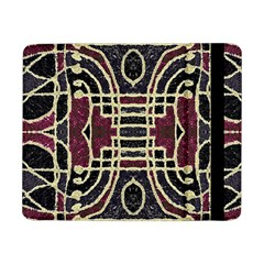 Tribal Style Ornate Grunge Pattern  Samsung Galaxy Tab Pro 8 4  Flip Case