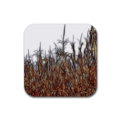 Abstract Of A Cornfield Drink Coasters 4 Pack (square)