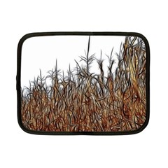 Abstract Of A Cornfield Netbook Sleeve (small)
