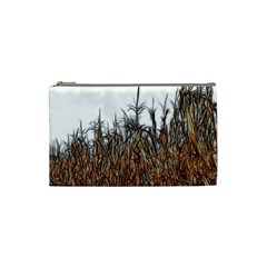 Abstract Of A Cornfield Cosmetic Bag (small)