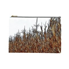 Abstract Of A Cornfield Cosmetic Bag (large)