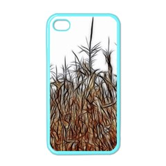 Abstract Of A Cornfield Apple Iphone 4 Case (color)