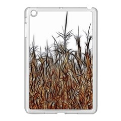 Abstract Of A Cornfield Apple Ipad Mini Case (white)