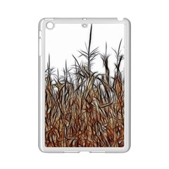 Abstract Of A Cornfield Apple Ipad Mini 2 Case (white)