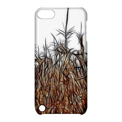 Abstract Of A Cornfield Apple Ipod Touch 5 Hardshell Case With Stand