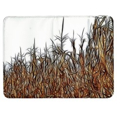 Abstract of a Cornfield Samsung Galaxy Tab 7  P1000 Flip Case