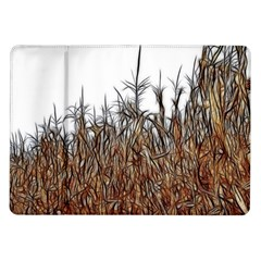 Abstract of a Cornfield Samsung Galaxy Tab 10.1  P7500 Flip Case