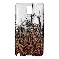 Abstract Of A Cornfield Samsung Galaxy Note 3 N9005 Hardshell Case