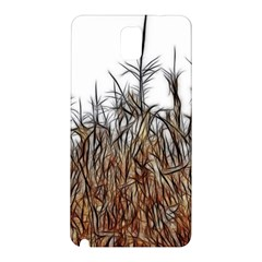 Abstract Of A Cornfield Samsung Galaxy Note 3 N9005 Hardshell Back Case