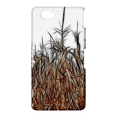 Abstract of a Cornfield Sony Xperia Z1 Compact Hardshell Case