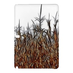 Abstract of a Cornfield Samsung Galaxy Tab Pro 10.1 Hardshell Case