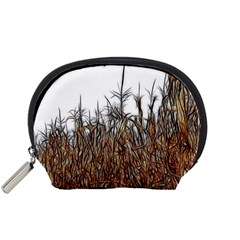 Abstract of a Cornfield Accessory Pouch (Small)