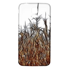 Abstract Of A Cornfield Samsung Galaxy S5 Back Case (white)
