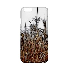 Abstract Of A Cornfield Apple Iphone 6 Hardshell Case